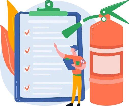 fire inspection software - FireLab